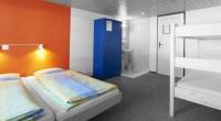 Hostel pokoje