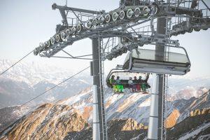 Austria narty z dziećmi